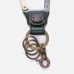 Ключница Master-piece Carabiner Green фото- 1