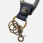 Ключница Master-piece Carabiner Navy фото- 1