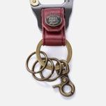 Ключница Master-piece Carabiner Red фото- 1