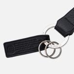 Ключница Master-piece Leather Bos Taurus Black фото- 1