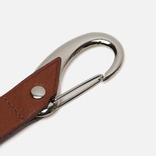 Ключница Master-piece Leather Bos Taurus Brown фото- 1