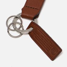 Ключница Master-piece Leather Bos Taurus Brown фото- 2