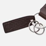 Ключница Master-piece Leather Bos Taurus Choco фото- 1
