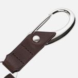 Ключница Master-piece Leather Bos Taurus Choco фото- 2