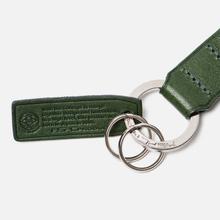 Ключница Master-piece Leather Bos Taurus Green фото- 2
