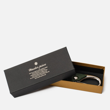 Ключница Master-piece Leather Bos Taurus Green фото- 3