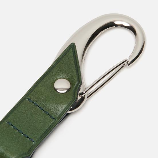 Ключница Master-piece Leather Bos Taurus Green
