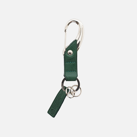 Master-Piece Leather Bos Taurus Key Case Green