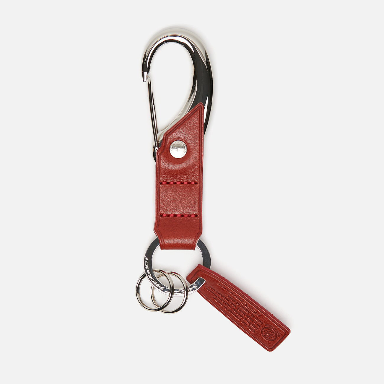 Ключница Master-piece Leather Bos Taurus Red