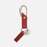 Ключница Master-piece Leather Bos Taurus Red фото- 0