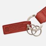 Ключница Master-piece Leather Bos Taurus Red фото- 2