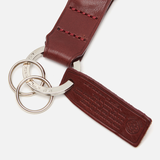 Ключница Master-piece Leather Bos Taurus Wine