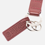 Master-Piece Leather Bos Taurus Key Case Wine photo- 2