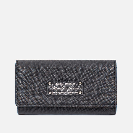 Master-Piece Noble Key Case Black