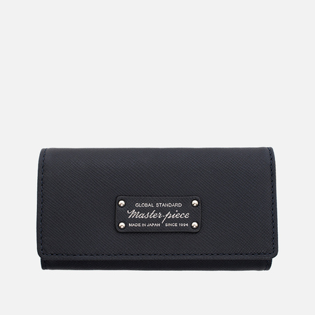 Master-Piece Noble Key Case Navy