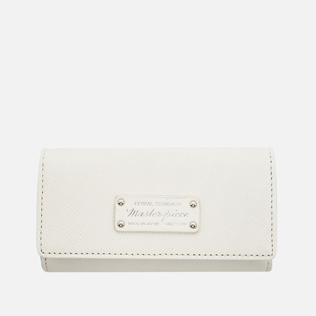 Master-Piece Noble Key Case White