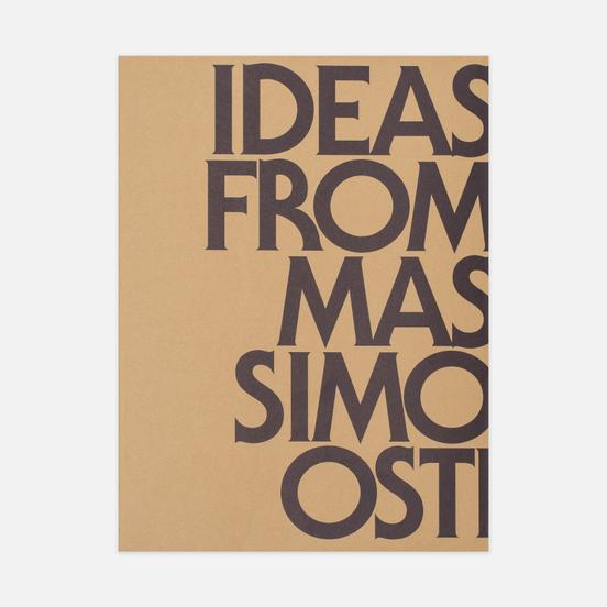 Книга Corraini Edizioni Ideas From Massimo Osti 432 pgs