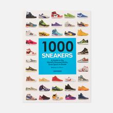 Книга Rizzoli 1000 Sneakers 256 pgs фото- 0