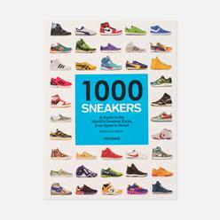 Книга Rizzoli 1000 Sneakers 256 pgs