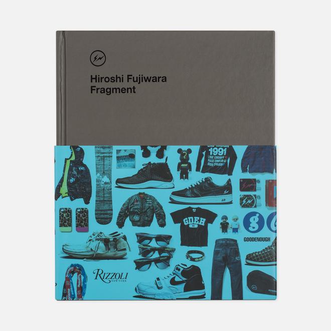Книга Rizzoli Hiroshi Fujiwara 256 pgs