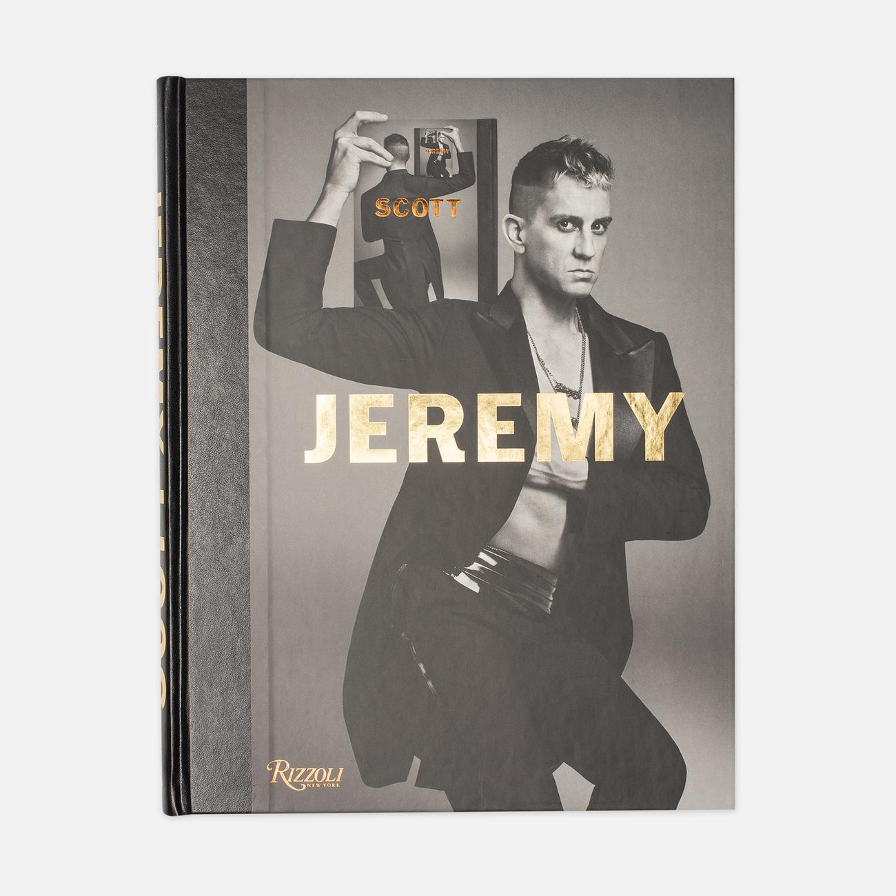 Книга Rizzoli Jeremy Scott 276 pgs