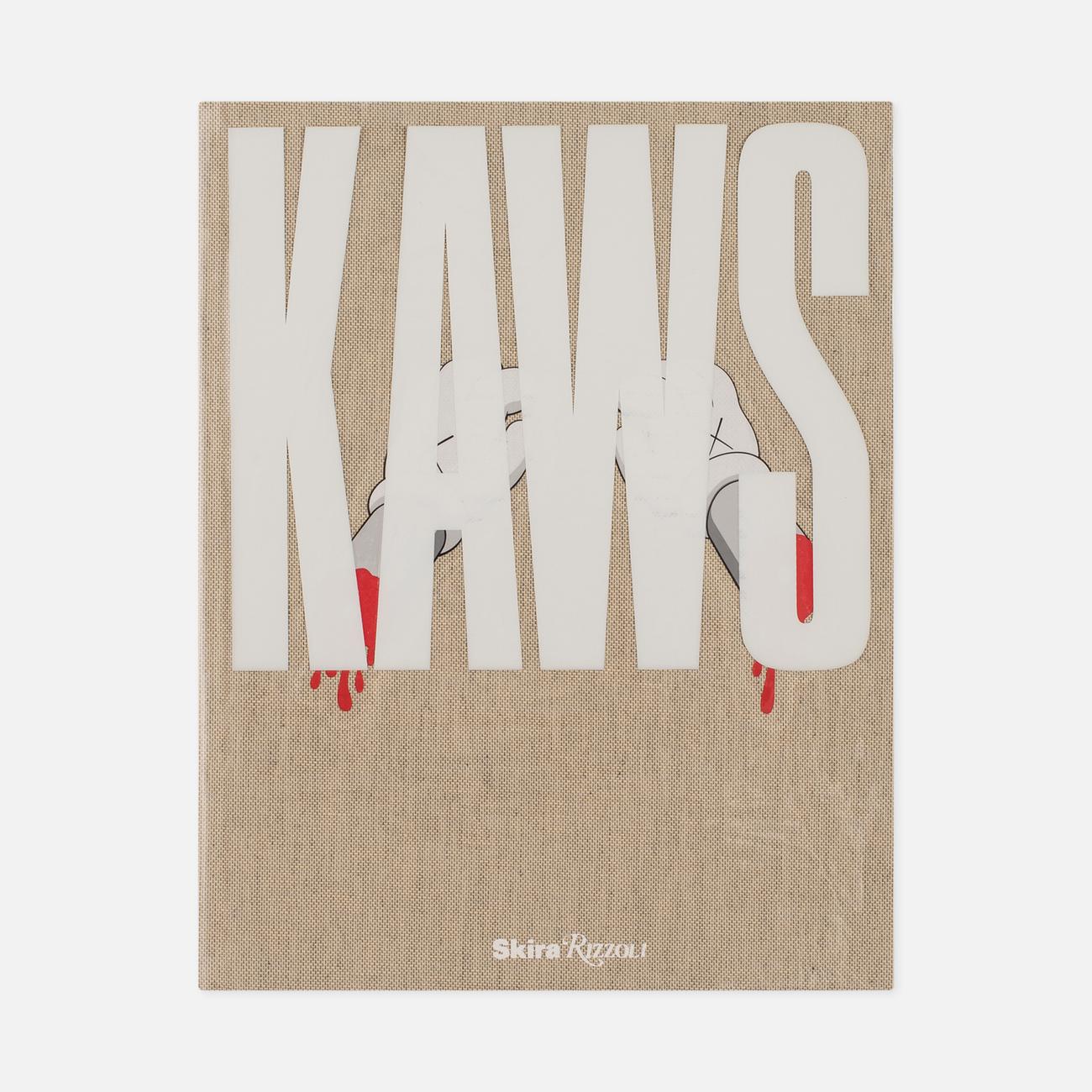 Книга Rizzoli Kaws 256 pgs