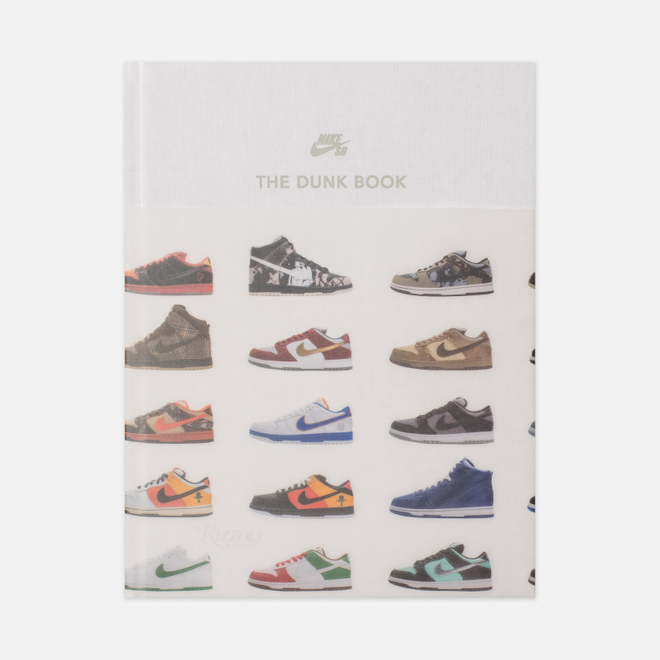 Книга Rizzoli Nike SB: The Dunk Book 352 pgs