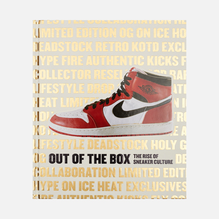 Книга Rizzoli Out Of The Box 256 pgs