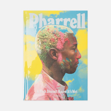 Книга Rizzoli Pharrell: A Fish Doesn't Know It's Wet 284 pgs фото- 0