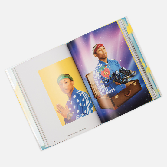 Книга Rizzoli Pharrell: A Fish Doesn't Know It's Wet 284 pgs