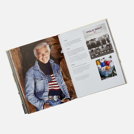 Книга Rizzoli Ralph Lauren 528 pgs