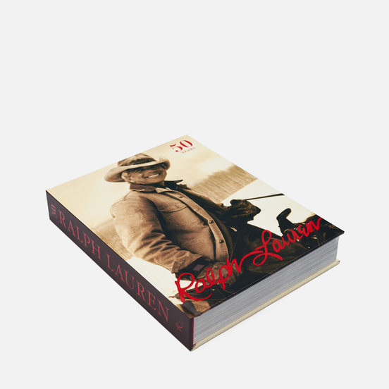Книга Rizzoli Ralph Lauren: Revised And Expanded Anniversary Edition