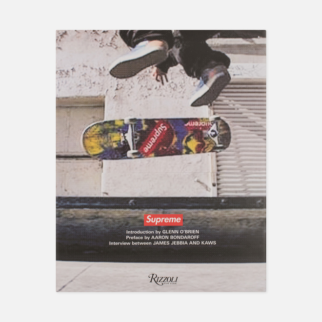 Книга Rizzoli Supreme 304 pgs