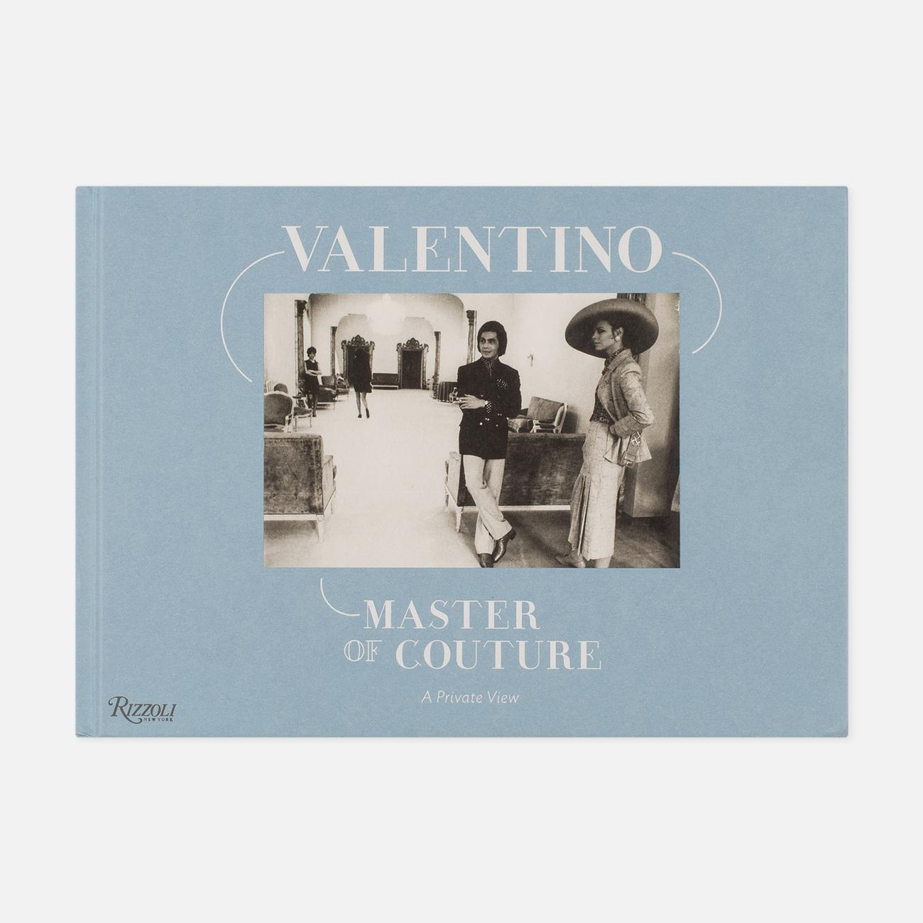 Книга Rizzoli Valentino Master Of Couture 112 pgs