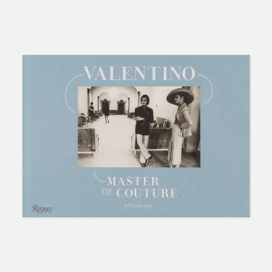 Книга Rizzoli Valentino Master Of Couture 112 pgs