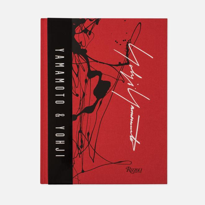 Книга Rizzoli Yohji Yamamoto 428 pgs