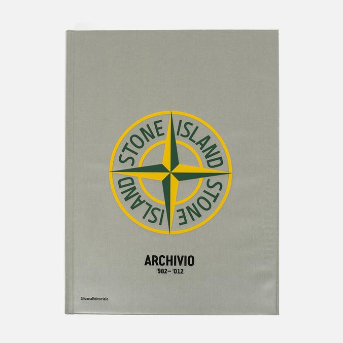 Книга Stone Island Archivio '982-'012
