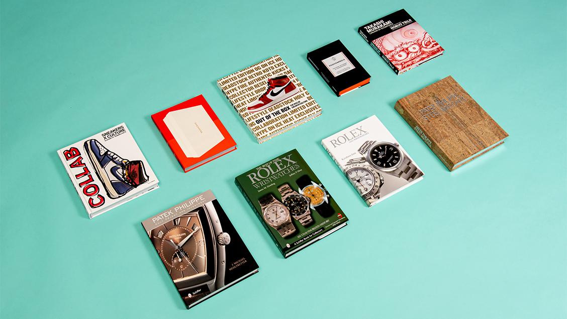 Книги: новые подарочные издания в BRANDSHOP