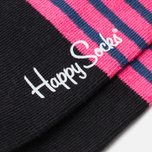 Детские носки Happy Socks 2-pack Electric Socks Black/Pink/Purple/Yellow фото- 3