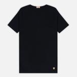 Комплект мужских футболок Armor-Lux Heritage 2 Pack Black/Black фото- 1