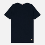 Комплект мужских футболок Armor-Lux Heritage 2 Pack Navy/Navy фото- 1