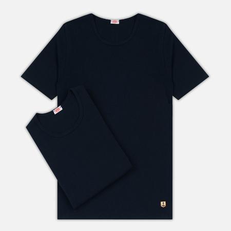 Комплект мужских футболок Armor-Lux Heritage 2 Pack Navy/Navy