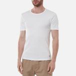 Комплект мужских футболок Armor-Lux Heritage 2 Pack White/Dark Navy фото- 7