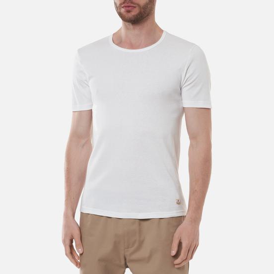 Комплект мужских футболок Armor-Lux Heritage 2 Pack White/Dark Navy