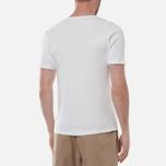 Комплект мужских футболок Armor-Lux Heritage 2 Pack White/Dark Navy фото- 8