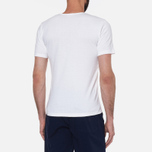 Комплект мужских футболок Armor-Lux Heritage 2 Pack White/White фото- 3