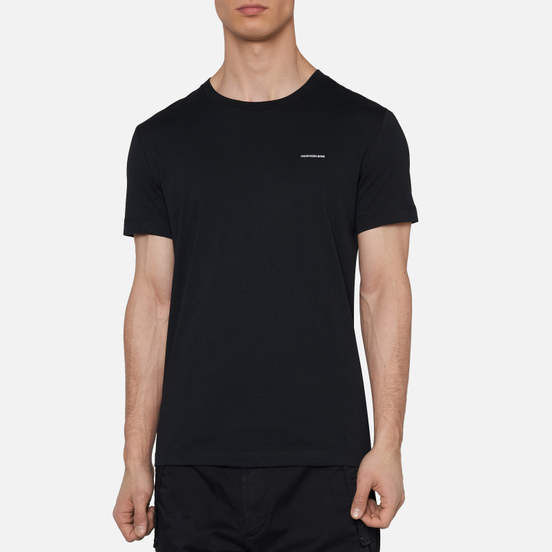 Комплект мужских футболок Calvin Klein Jeans 2 Pack Slim Black Beauty