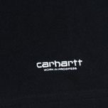 Carhartt WIP Standart Crew Neck Men's T-shirts Black/Black photo- 3