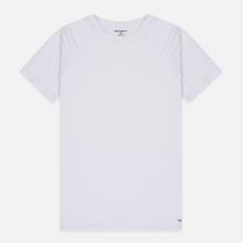 Комплект мужских футболок Carhartt WIP Standart Crew Neck White/Grey Heather фото- 5