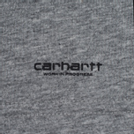 Комплект мужских футболок Carhartt WIP Standart Crew Neck White/Grey Heather фото- 4